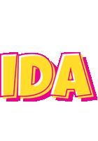 Ida kaboom logo