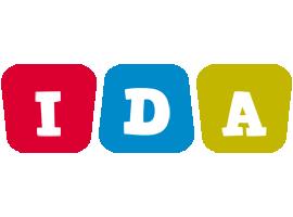 Ida kiddo logo