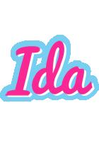Ida popstar logo