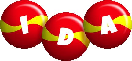 Ida spain logo