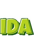 Ida summer logo