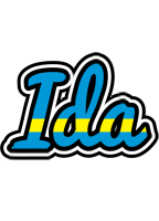 Ida sweden logo