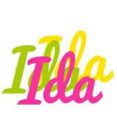 Ida sweets logo