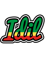 Idil african logo