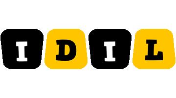 Idil boots logo