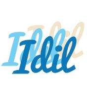 Idil breeze logo