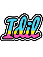Idil circus logo