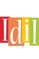 Idil colors logo