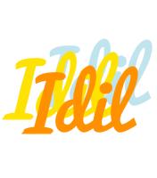 Idil energy logo