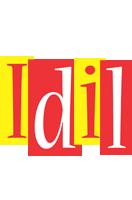 Idil errors logo