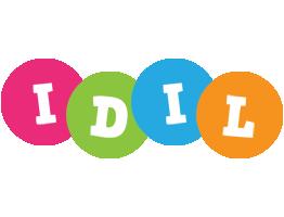 Idil friends logo