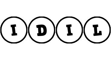 Idil handy logo