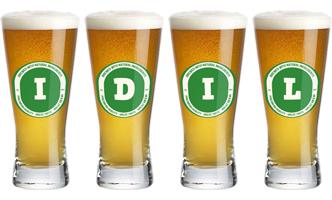 Idil lager logo