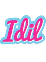 Idil popstar logo