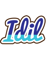 Idil raining logo