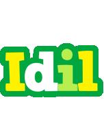 Idil soccer logo