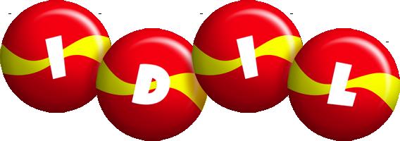 Idil spain logo