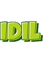 Idil summer logo