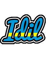 Idil sweden logo