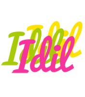 Idil sweets logo