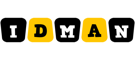 Idman boots logo