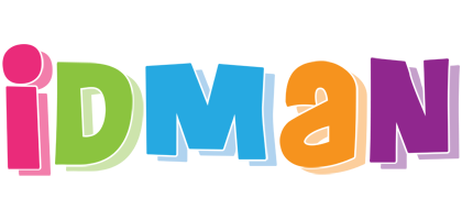 Idman friday logo