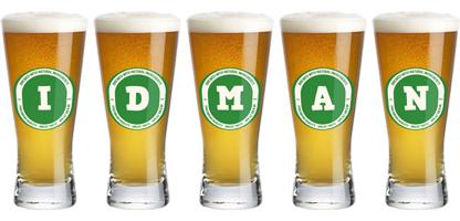 Idman lager logo