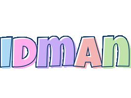 Idman pastel logo