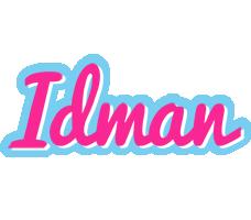 Idman popstar logo