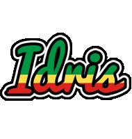 Idris african logo