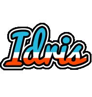 Idris america logo
