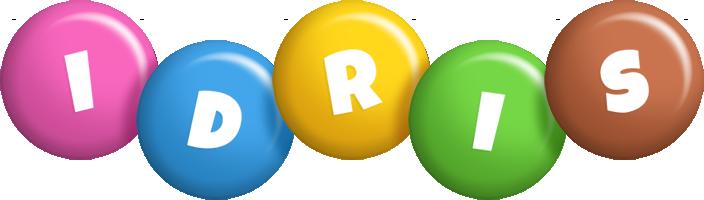 Idris candy logo