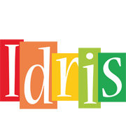 Idris colors logo
