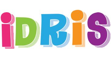 Idris friday logo