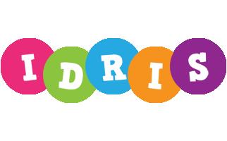 Idris friends logo