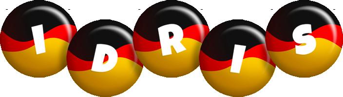 Idris german logo