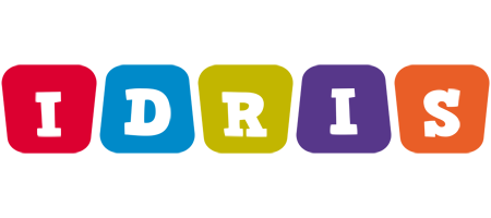 Idris kiddo logo