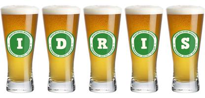 Idris lager logo