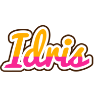 Idris smoothie logo