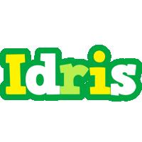 Idris soccer logo