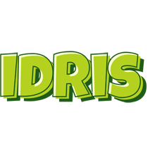 Idris summer logo