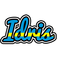 Idris sweden logo