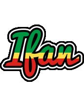 Ifan african logo