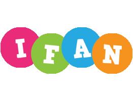 Ifan friends logo