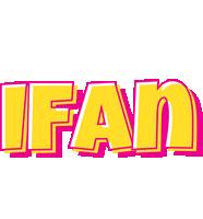 Ifan kaboom logo