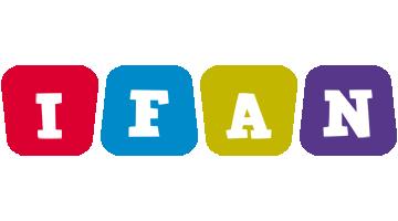 Ifan kiddo logo