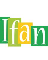 Ifan lemonade logo