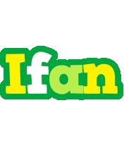 Ifan soccer logo
