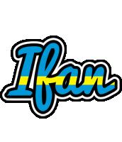 Ifan sweden logo