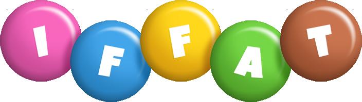 Iffat candy logo
